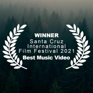 """Solo"" won award for Best Music Video at Santa Cruz International Film Festival 2021"